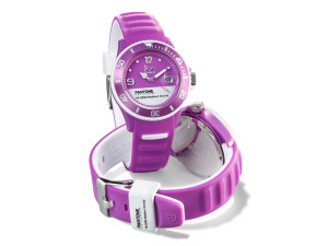Ékszer Trend 2014: Ice-Watch PANTONE UNIVERSE Radiant Orchid – © Ice-Watch