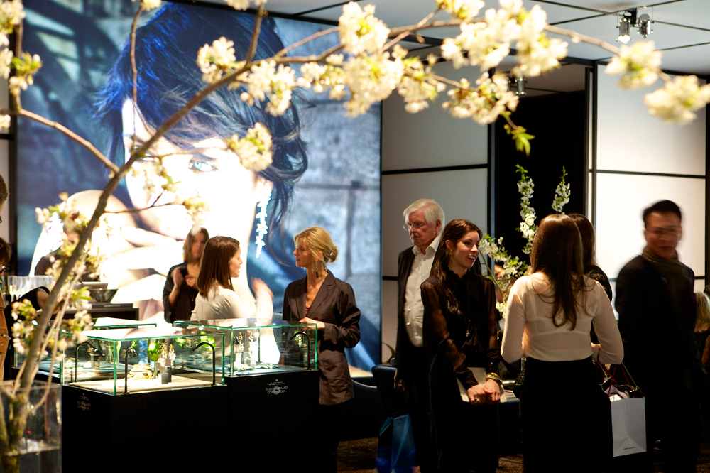 BASELWORLD 2013, Global Brands, Hall 2.1 — © Baselworld