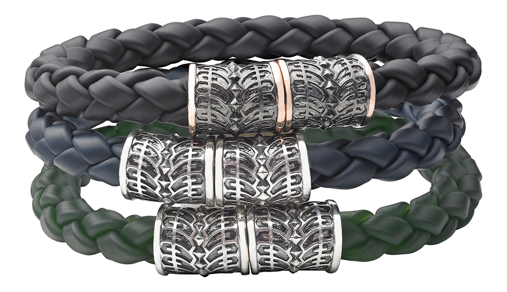 Stephen Webster Highwayman woven bracelets – © Stephen Webster Ltd. Jeweller